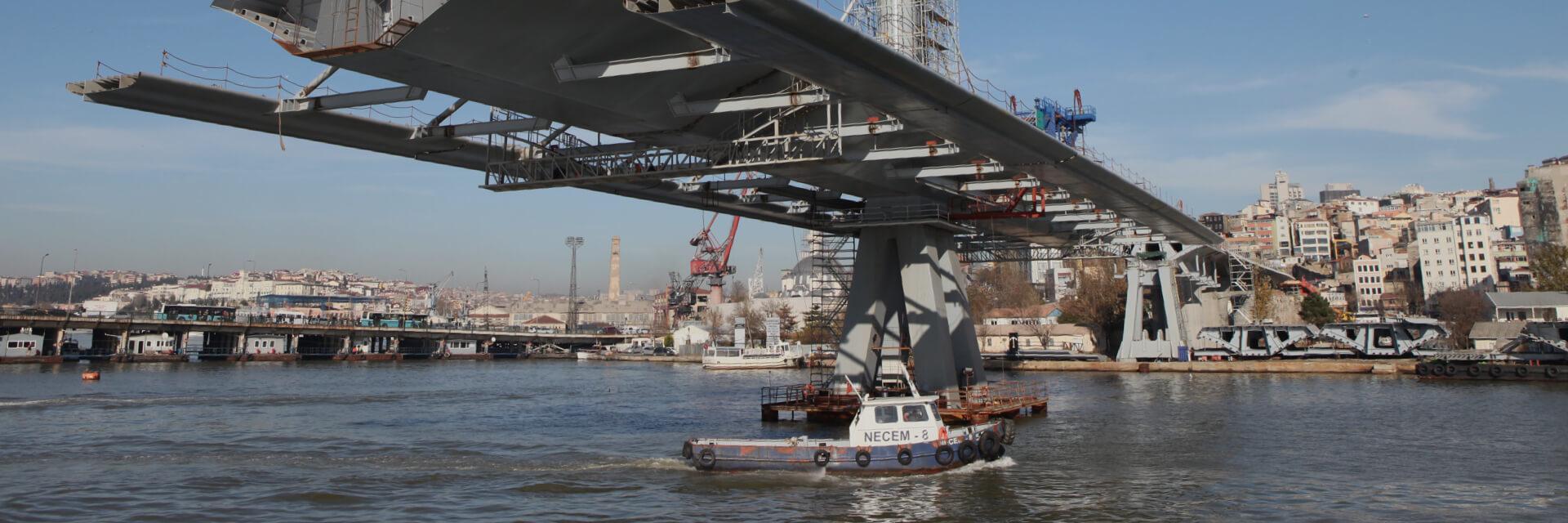 Инспекция мостов Получайте полное представление о состоянии сложных конструкций, не приближаясь к ним.